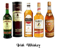 Whiskey Irlandés