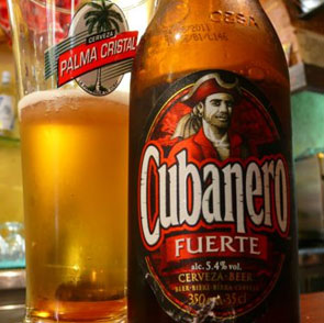 Cubanero Cuban Beer