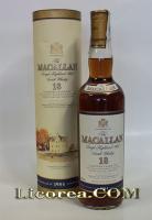 Macallan 1984 Reserva 18 Años (Highland)