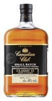 Canadian Club Small Batch Classic 12 Años 1 Litro