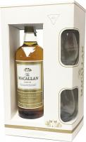 Macallan Gold 1824 Edición Limitada Estuche 2 Vasos (Highland)