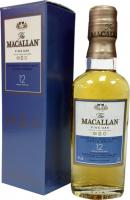 Macallan Fine Oak Reserva 12 Años 5 CL (Highland)
