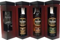 Glenfiddich Explorer's Collection 3 X 20 CL + Copa