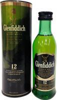 Glenfiddich Reserva 12 años 5 CL (Highland)