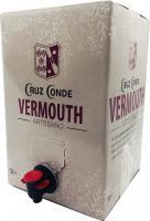 Vermouth Artesano Cruz Conde 5 Litros