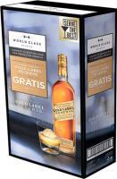 Johnnie Walker Gold Label Reserve + 2 Vasos