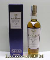 Macallan Fine Oak Reserva 18 Años (Highland)