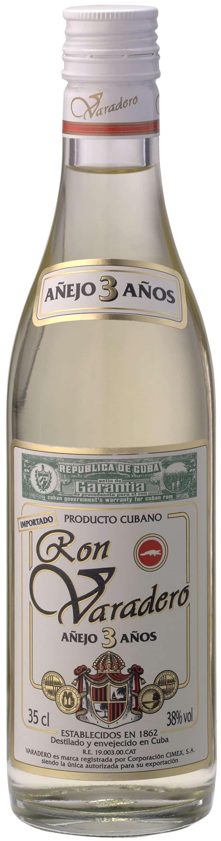 Buy Varadero Reserve 3 Years 35 CL (Cuba) Rum online