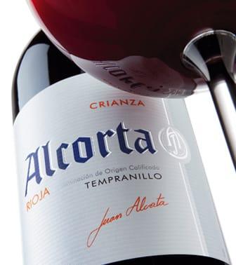 Alcorta crianza 2012 comprar vino tinto rioja alcorta crianza 2012 licorea - Bodegas alcorta ...