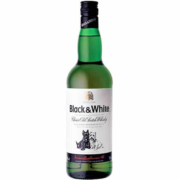 Black White Comprar Whisky Online Licorea