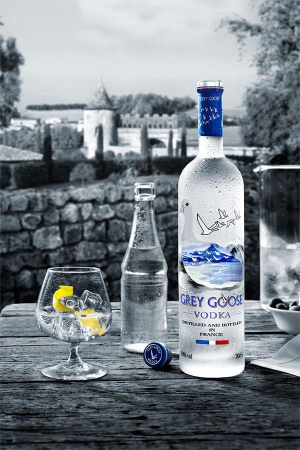 Grey Goose 1 Litro Francia Comprar Vodka Online Licorea