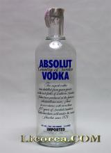 Absolut Vodka, 1.5 Litros (Suecia)