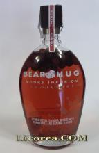 Bear Hug Cranberry infusion Vodka 1 Liter