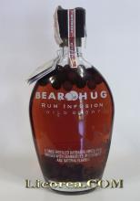 Bear Hug Rum Infusion Wildberry 1 Liter
