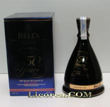 Bell's Decanter 50 ains règne