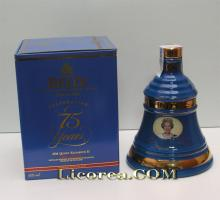 Bell's Decanter 75th Aniversary Ceramica