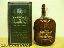 Buchanan's Reserva 18 Años