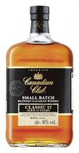 Canadian Club Small Batch Classic 12 Years 1 Liter