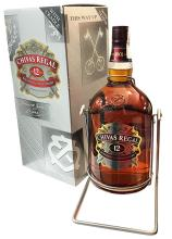 Chivas Regal Reserve 12 Years 4.5 Litres with crandle