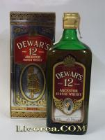 Dewars Anchestor Reserve 12 Years Discontinued