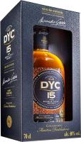 DYC Single Malt Reserve 15 Years