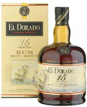 El Dorado Reserve 15 years old (Guyana)