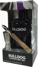 Bulldog Licorice Pack Jigger 5CL-2.5CL and Zester