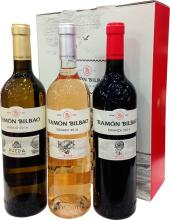 Ramon Bilbao Red White and Rosé 3 Bottles