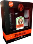Jagermeister 1.75 Liters +  2 Shot Glasses + Handpump