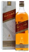 Johnnie Walker Red Label Export Blend 1 Liter