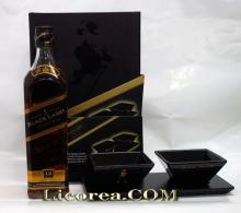 Johnnie Walker Black Label Ed. Cuencos
