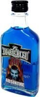 Absenta Le Diable Blue 80%  4 CL