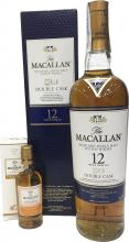 Macallan Double Cask Reserva 12 Años + Amber 5 CL (Highland)