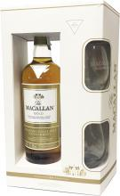 Macallan Gold 1824 Limited Edition with 2 Glasses (Highland)