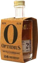 Opthimus Reserve 21 Years 5 CL (Dominican Republic)
