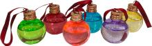 Pickering's Gin Baubles Set 6 x 5 CL