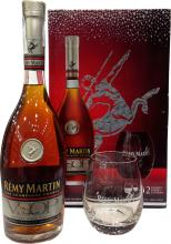 Remy Martin V.S.O.P. Nature Cask Finish + 2 Glasses