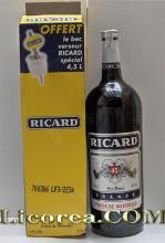 Ricard, 4.5 Litres