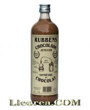 Rubben's Gin with Chocolate Cream (Netherlands)