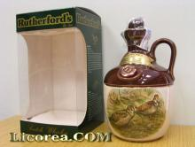 Rutherford's 12 Year Reserve (Ceramic Decanter)