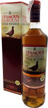 Famous Grouse Gold Reserve 12 Years 1 Liter