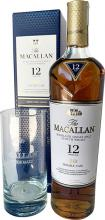 Macallan Double Oak 12 Year Reserve + Glass (Highland)
