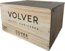 Volver Cuvée Old Wines 2016 6 Botellas Caja Madera