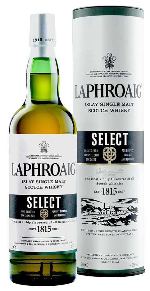 Laphroaig Select (Islay)