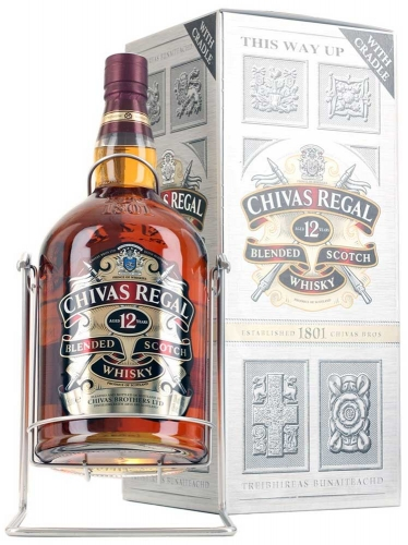 Chivas Regal Reserve 12 Years 4.5 Litres