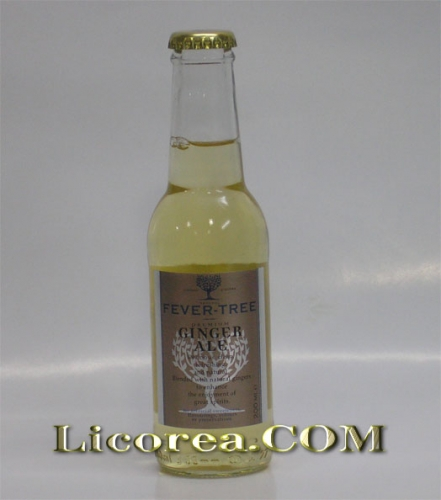 Fever-Tree Ginger Ale 20 CL - 1.05 EUR (24 Unidades)