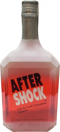 Aftershock Red 1 Liter