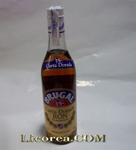Brugal Carta Dorada (Dominican Republic)