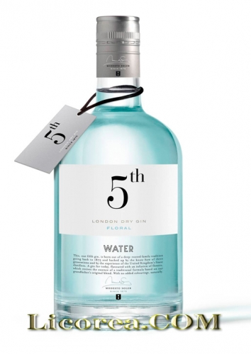 5th Water (Floral)