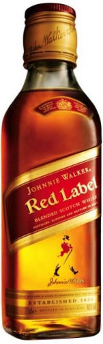 Johnnie Walker Red Label 20 CL